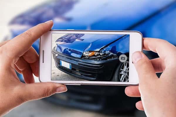 Съёмка на мобильный телефон