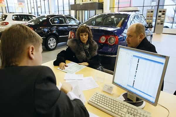 Мошенничество в автосалоне