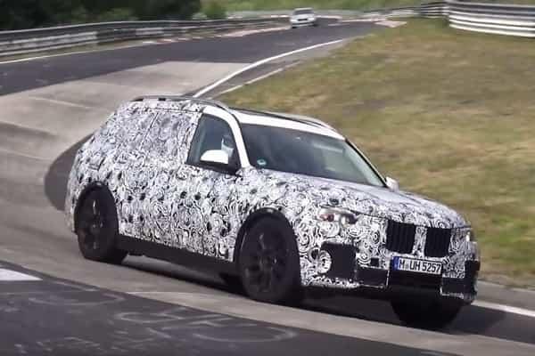 BMW X7 2019 года-min