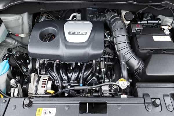 Двигатель Kia Soul 2017 года
