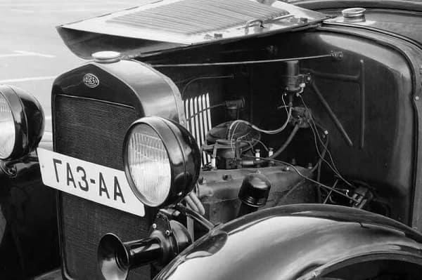 Двигатель ГАЗ-АА