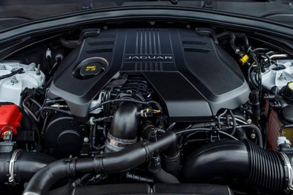 Двигатель Jaguar E-Pace 2018