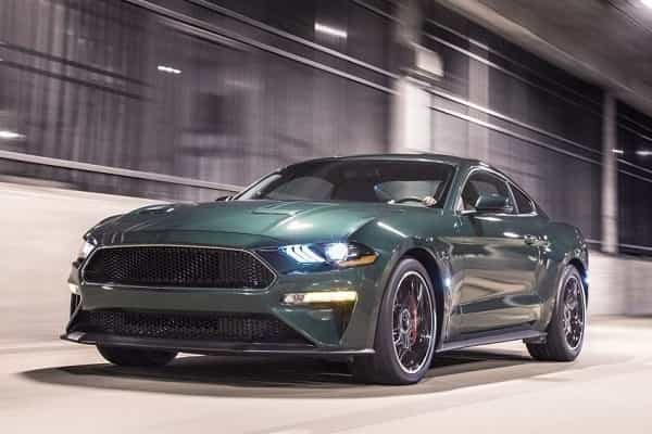 Ford Mustang 2019 года