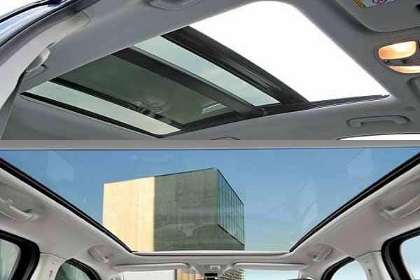 Люк или панорамная крыша