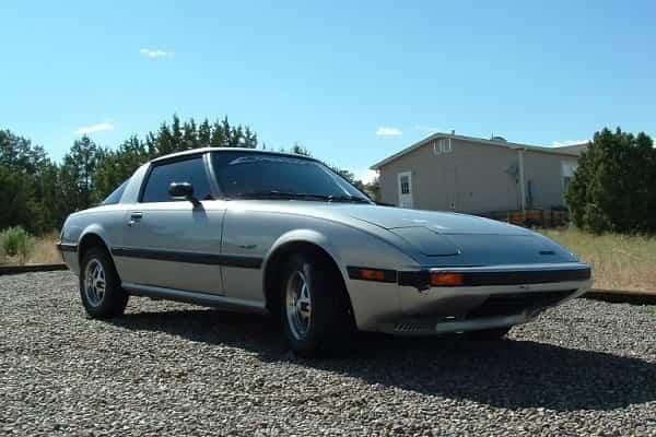 Mazda RX-7 1984 года