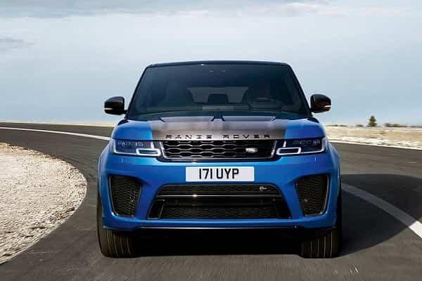 Range Rover Sport SVR 2018 года