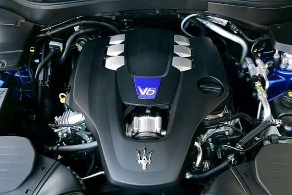 Двигатель Обзор Maserati Levante