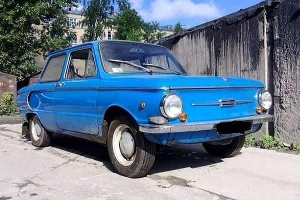 Запорожец ЗАЗ-968 Ушастый