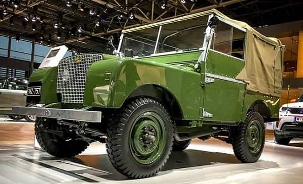 Land Rover 1 Series