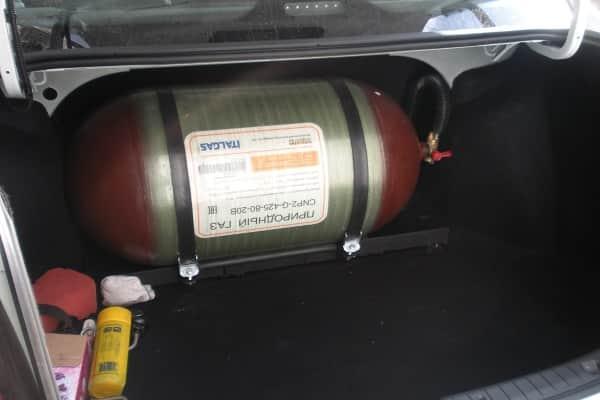 Автомобиль на метане