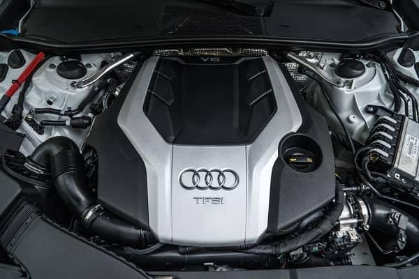 Двигатель 3.0 TFSI Audi A6 2018