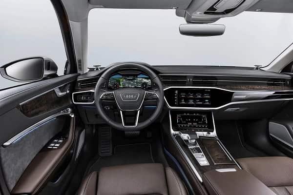 Салон Audi A6 2018