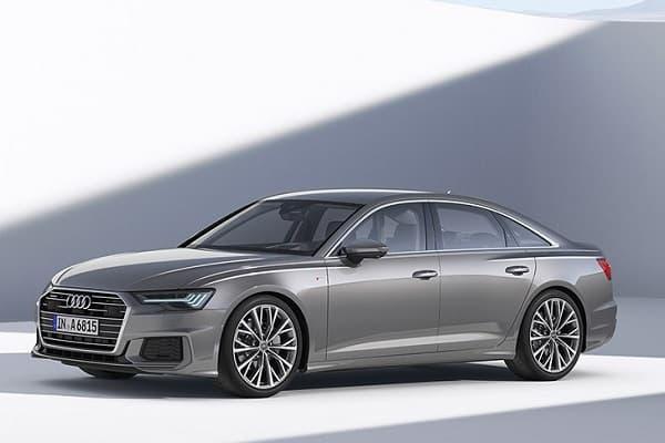 Седан Audi A6 2018