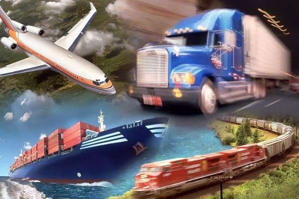 Логистика грузов