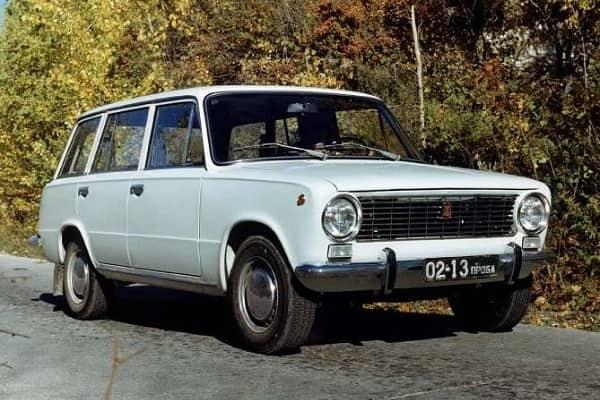 ВАЗ-2102 Двойка