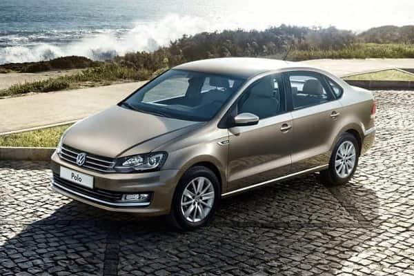 Volkswagen Polo российской сборки