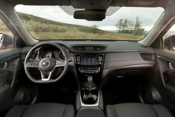 Салон Nissan X-Trail 2019 года