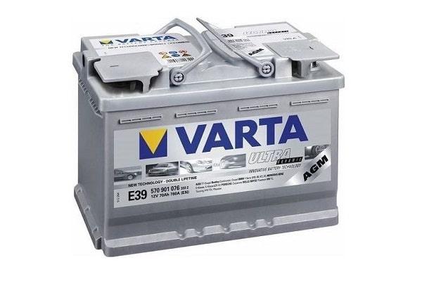 Varta Ultra Dynamic AGM (70 А•ч)