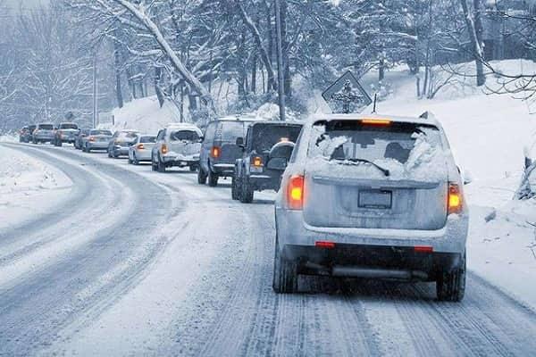 Как управлять переднеприводным автомобилем зимой