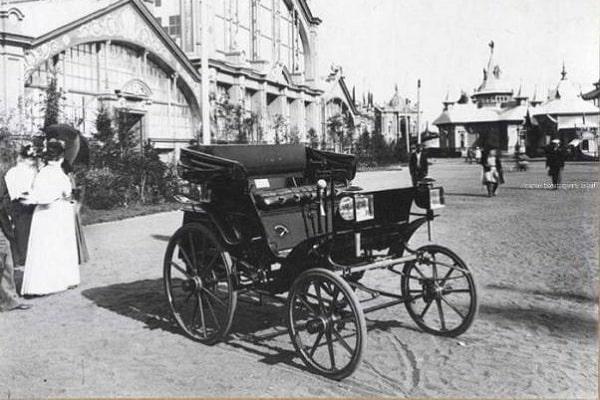 Первый русский автомобиль Яковлева-min