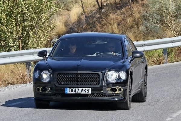 Bentey Flying Spur