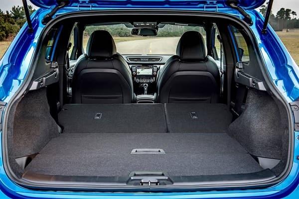 Багажник Nissan Qashqai 2019