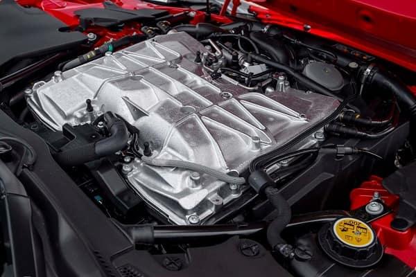 Двигатель Jaguar F-Type SVR