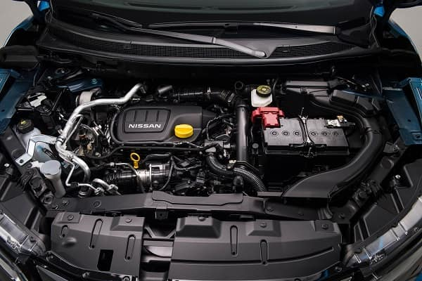 Двигатель Nissan Qashqai 2019