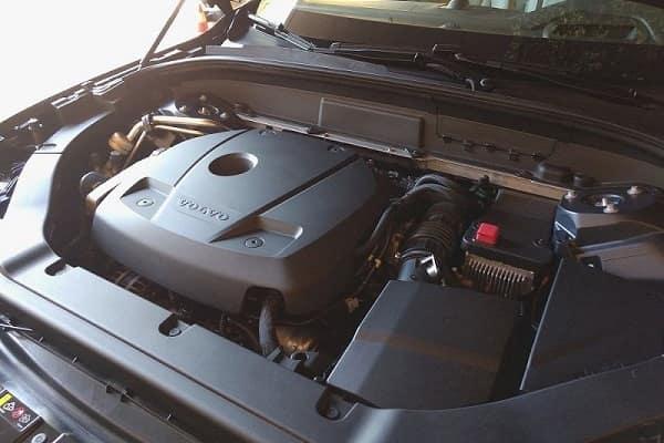 Двигатель Volvo XC60 2019 года