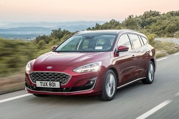 Ford Focus Turnier 2018