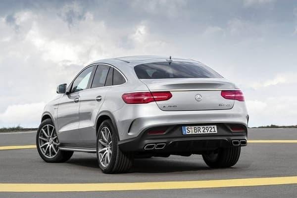 Купе кроссоверы: BMW X6 Coupe, Mercedes Benz GLE Coupe, Porsche Cayenne Coupe