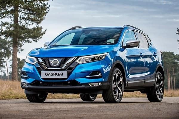 Nissan Qashqai 2019 года