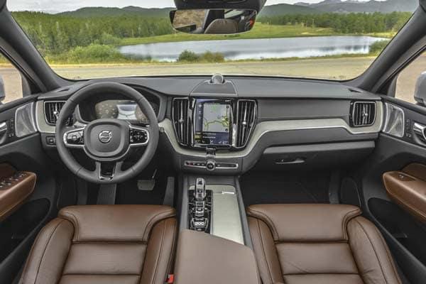 Салон Volvo-XC60