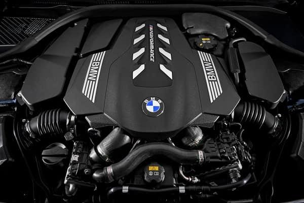 Двигатель BMW 8 Series 2019 года