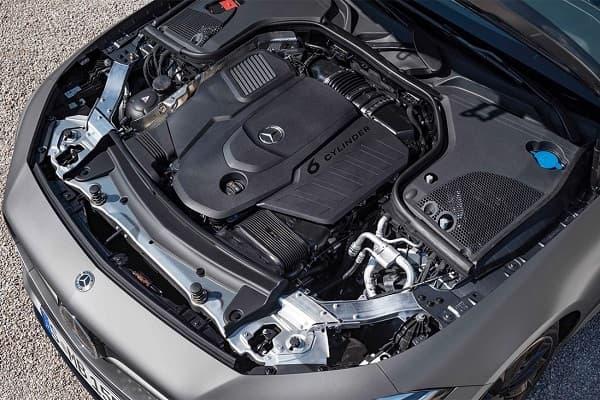 Двигатель Mercedes-Benz A200 2019