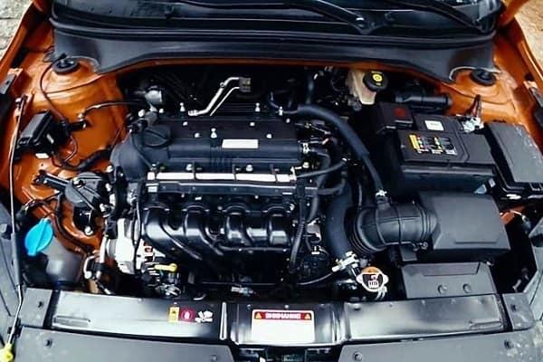 Двигатель Обзор Kia Rio X-Line 2019 года