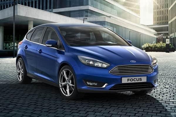 Хэтчбек Ford Focus