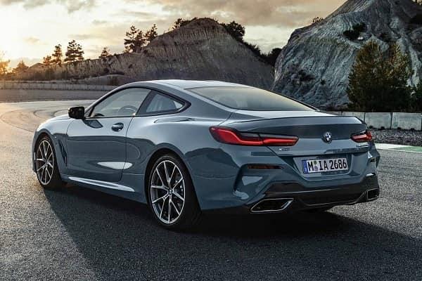 Купе BMW 8 Series 2019 года