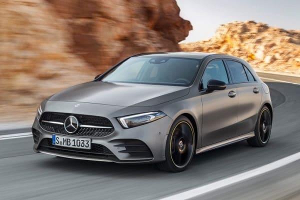 Mercedes-Benz-A-class-AMG-Line-Edition