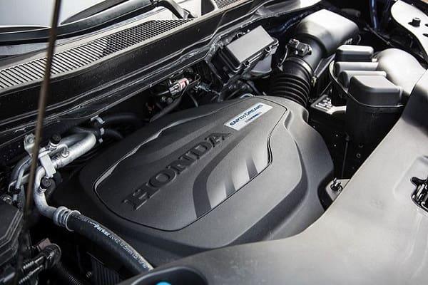 Двигатель Хонда Пилот