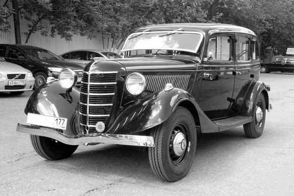 История ГАЗ М1 (ГАЗ 11-73) – легендарной советской «Эмки»