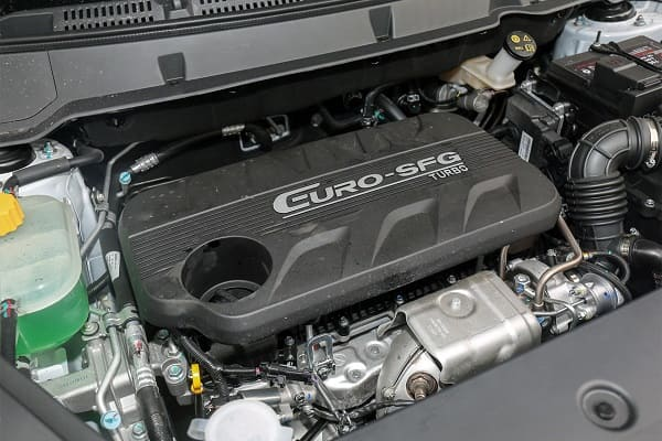 Двигатель DFM 580