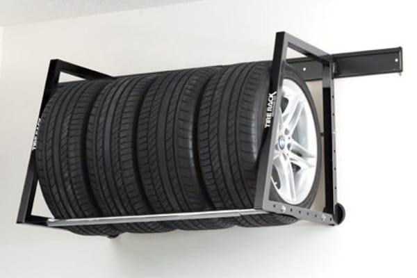 Хранение комплекта шин