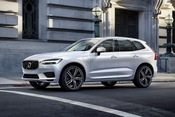 Гибрид Volvo XC60 T8 Twin-Engine