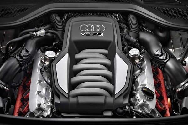 Двигатель Audi A8 2019 года