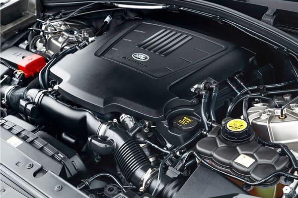 Двигатель Range Rover Velar SVAutobiography Dynamic