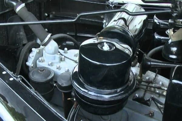 Двигатель ЗИС 110