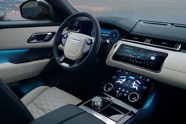 Салон Range Rover Velar SVAutobiography Dynamic
