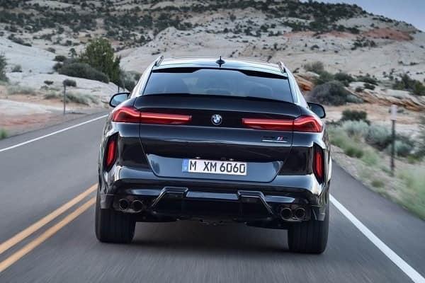 BMW X6 2020 года