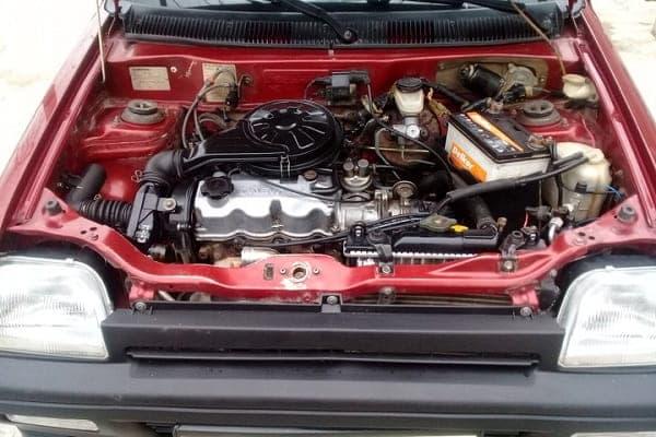 Двигатель Daewoo Tico